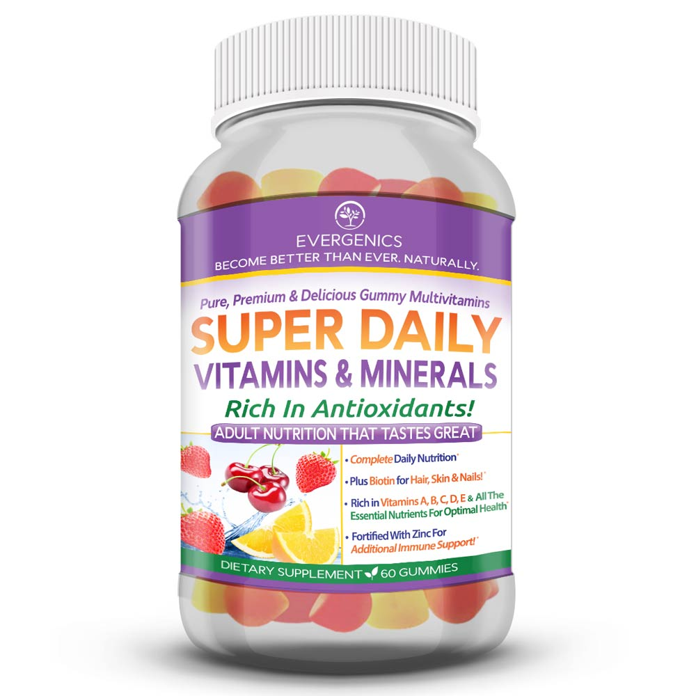 Super Daily Complete Multivitamin For Men and Women