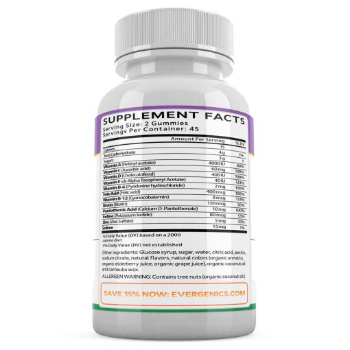 Super Daily Advanced Gummmy Multivitamins