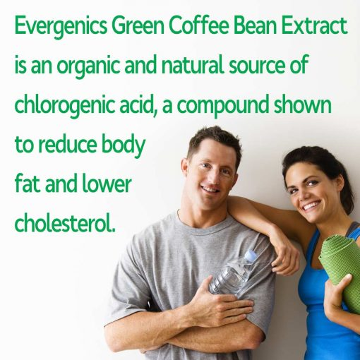 Healthy People Using Green Coffee Bean Extract for Weight Loss