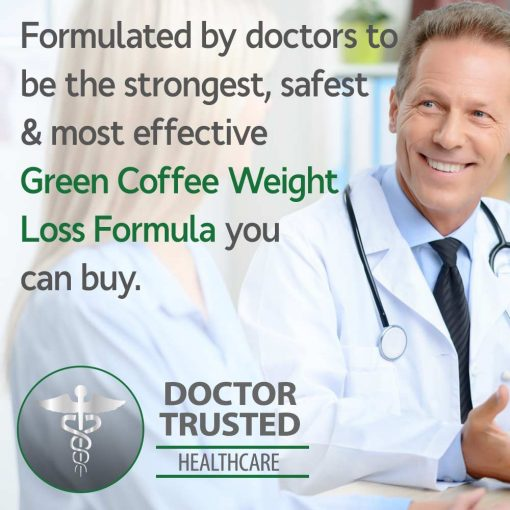 Evergenics Green Coffee is doctor approved