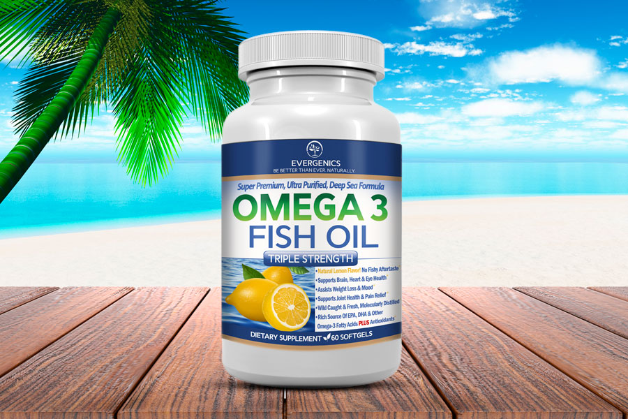 Losing weight with fish oil might be the best move you haven't tried this year