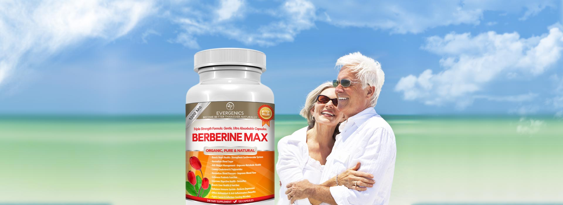Berberine Max HCl Supplement for Improved Health in Nearly All Areas