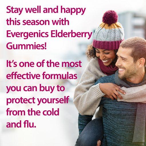 Elderberry Gummies Descriptive Image