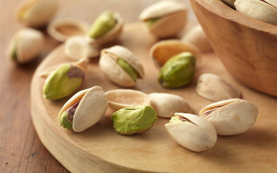 Study: Boost your metabolism with pistachios, the complete protein!